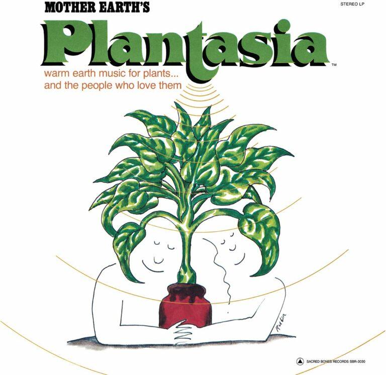 Mort Garson – (Mother Earth's) Plantasia (1976)