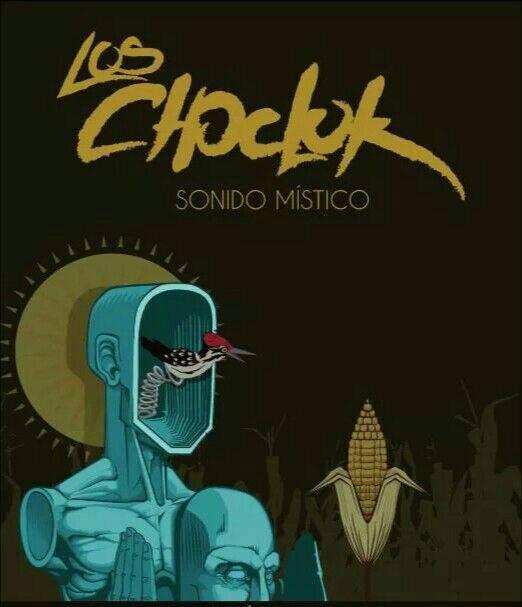 Los Choclok – Sonido Místico (2015)