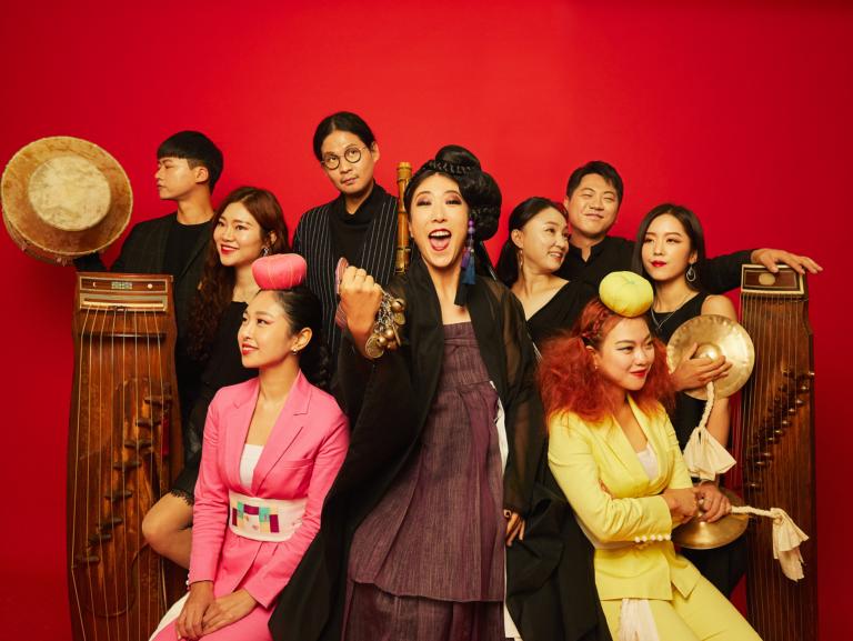 악단광칠 (ADG7) – 영정거리 & 난봉가 (2019)