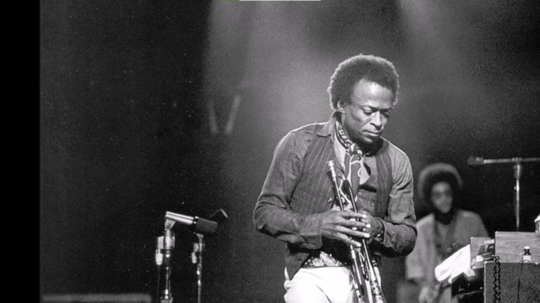Miles Davis- November 13, 1971 Royal Festival Hall, London